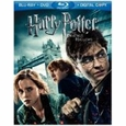 Harry Potter and the Deathly Hallows, Part 1 (Three-Disc Blu-ray ) ~ Daniel Radcliffe, Rupert Grint and Emma Watson (2011), new