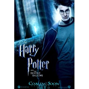 Harry Potter and the Deathly Hallows: Part II POSTER Movie C 11x17 by Pop Culture Graphics, new
