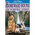 Homeward Bound - The Incredible Journey)~ Don Alder, Ed Bernard, Kevin Chevalia and Anne Christianson (Disney DVD, new)