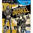 House of the Dead OVERKILL - Extended Cut ( Playstation 3) new