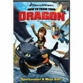 How to Train Your Dragon~ Jay Baruchel, Gerard Butler (DVD - 2010) new