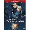 Howl's Moving Castle UPC: 0786936296662 (Disney DVD, new)