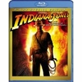 Indiana Jones and the Kingdom of the Crystal Skull [Blu-ray] Starring Harrison Ford, new