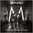It Won't Be Soon Before Long by Maroon 5 (Music CD) new