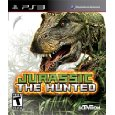 JURASSIC THE HUNTED . (Video Games*, new)