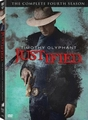 Justified: The Complete Fourth Season, 4 (DVD Box Set) new