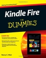 Kindle Fire For Dummies (For Dummies (Lifestyles Paperback)) (Book, new)