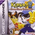 Klonoa 2: Dream Champ (Gameboy Advance, new)