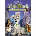 Lady and the Tramp II: Scamp's Adventure (DVD, 2001) new