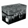 Law & Order: The Complete Series ~ George Dzundza, Chris Noth, Dann Florek (DVD Box Set) new
