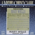 Mary Wells - Greatest Hits, used