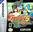 Mega Man Battle Network 5: Team Colonel (Nintendo Game Boy Advance, 2005) used