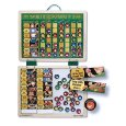 Melissa & Doug Deluxe Magnetic Responsibility Chart.  (Toys Section) new