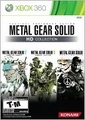 Metal Gear Solid HD Collection by Konami (Video Games, Xbox 360) new