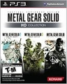 METAL GEAR SOLID HD COLLECTION (F) (Video Games*, new)