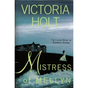 Mistress of Mellyn by Victoria Holt (Hardcover) new
