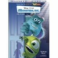 Monster's Inc. (Two-Disc Collector's Edition) Starring Billy Crystal, John Goodman, Mary Gibbs and Steve Buscemi (Disney DVD, new)