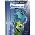 Monsters, Inc. (DVD, 2002, 2-Disc Set, Collector's Edition) new