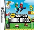 New Super Mario Bros. (Nintendo DS, 2006), new game