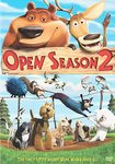 Open Season 2 (DVD, 2009) new