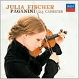 Paganini: 24 Caprices by Julia Fischer (Music CD) new
