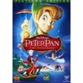 Peter Pan (Disney DVD, new)