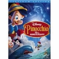 Pinocchio UPC: 0786936735321 (Disney DVD, new)