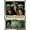 Pirates of the Caribbean - Dead Man's Chest (Two-Disc Collector's Edition) (Disney DVD, new)