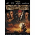 Pirates of the Caribbean - The Curse of the Black Pearl (Two-Disc Collector's Edition) (Disney DVD, new)