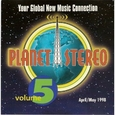 Planet Stereo, volume 5 (Music CD) used