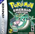 Pokemon Emerald Version (Nintendo Game Boy Advance) used