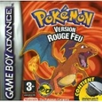 Pokemon FireRed Version (Nintendo Game Boy Advance) used