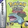 Pokemon LeafGreen Version (Nintendo Game Boy Advance) used