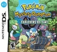 Pokemon Mystery Dungeon: Explorers of Time (Nintendo DS) new