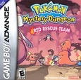 Pokemon Mystery Dungeon: Red Rescue Team (Game Boy Advance) new