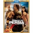 Prince of Persia: The Sands of Time (Blu-ray/DVD Combo + Digital Copy) [Blu-ray] New