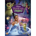 Princess And The Frog (DVD) new