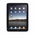 Purple or Black Thick Soft Gel Silicone Skin for Apple iPad 16GB, 32GB, 64GB Wi-Fi and WiFi + 3G (Electronics, new)