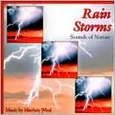 Rain Storms: Sounds of Nature by Rain Storms (Music CD) new