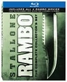 Rambo - The Complete Collector's Set cast: Sylvester Stallone ( (Blu-Ray, New), New)