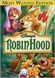 Robin Hood: Most Wanted~ Brian Bedford , Andy Devine (Disney DVD) new