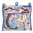 Rub a Dub Stickers for the Tub: Beep Beep!  (Toys Section) new
