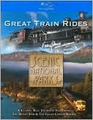 Scenic National Parks: Great Train Rides (Blu-Ray, New) - Wide Screen