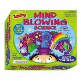 Scientific Explorer's Mind Blowing Science Kit for Young Scientists, new
