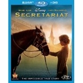 Secretariat (Two-Disc Blu-ray/DVD Combo) New