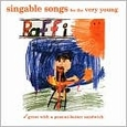 Singable Songs for the Very Young by Raffi (Music CD) new