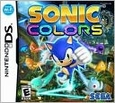 SONIC COLORS (F) (Video Games*, new)