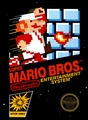 Super Mario Bros (Nintendo, 8-bit) used