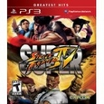 Super Street Fighter IV by Capcom ( Playstation 3) new