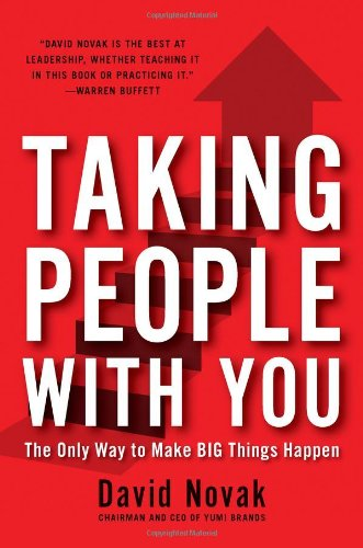 Taking People With You: The Only Way to Make Big Things Happen (Book, new)